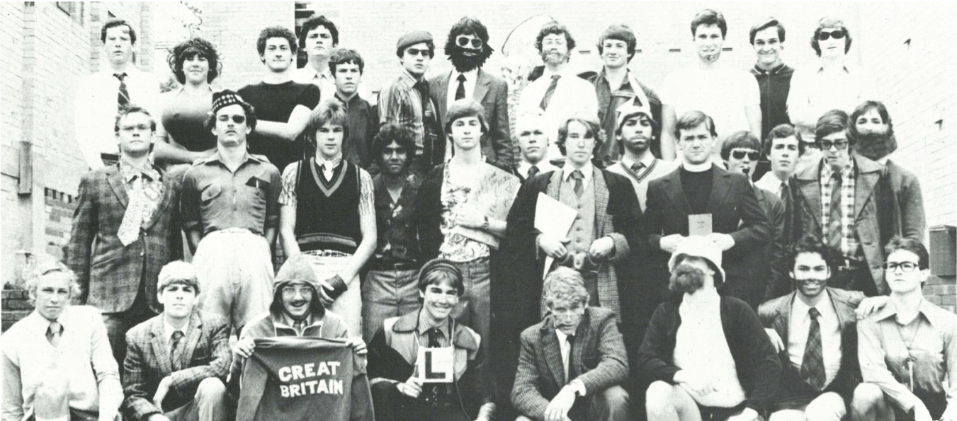Old Scotch Collegians - Class of 1981: Forty Year Reunion