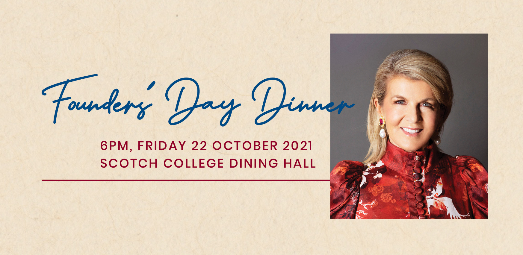 Old Scotch Collegians Founders' Day Dinner